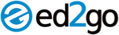 Logo for: ed2go - logo